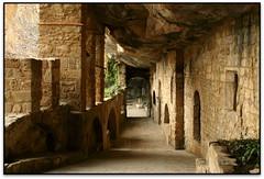 El claustre corredor, Priorat de St. Miquel del Fai (Jess Cano Snchez) Tags: elsenyordelsbertins canon eos20d efs1855 catalunya catalua catalonia espanya espaa spain barcelonaprovincia valles vallesoriental cinglesdeberti moianes lavalldeltenes santmiqueldelfai esglesia iglesia church romanic romanico romanesque catalunyaromanica catalunyamedieval middleages bcin elbertiflaixosdunacinglera