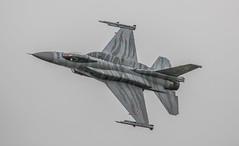 Polish F-16C - RIAT 2016 (r.j.scott) Tags: royalinternationalairtattoo riat riat2016 royalairforce raf raffairford airshow aircraft airdisplay canon 550d 4056 polishairforce siypowietrzne f16c lockheedmartin