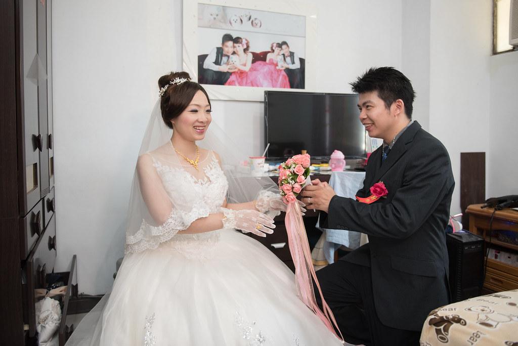 中僑花園飯店婚禮記錄雅琇與紋瑞-39