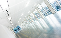 Destination Boardroom (DobingDesign) Tags: architecture interiorarchitecture 6bevismarks london londonarchitecture corporaterealestate perspective distance pov light lighting white highlights boardroom meeting chairs table executivearea burycourt city corporate work job cityjob geometric lines