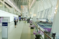Mezzanine Hall (A. Wee) Tags: jakarta  indonesia  airport  cgk soekarnohatta terminal3