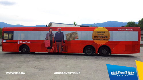Info Media Group - Ziraat Bank, BUS Outdoor Advertising, Banja Luka 08-2016 (4)
