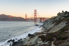 Battery to Bluffs (Matt McLean) Tags: bayarea beach bridge california coast coastal goldengate landscape sanfrancisco shore unitedstates us