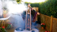 Outdoor Ritual (Josh100Lubu) Tags: josh100lubu lamatology lordjoshallen ceremony sorcery sorcerer spiritual newage nature natural magick magician magic yinyang taoism taoist