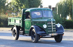 Bedford 2 ton Sided Flat NFF240 Frank Hilton  IMG_9197 (Frank Hilton.) Tags: erf foden atkinson ford albion leyland bedford classic truck lorry bus car