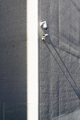 diptych: white panel - high court of australia ... urban abstract ii (Seakayem) Tags: urban abstract diptych minolta sony 28mm canberra af slt parkes highcourtofaustralia a55