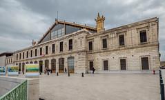 Gare Saint-Charles (Marseille) (ma_thi_eu) Tags: marseille gare paca tgv saintcharles sncf
