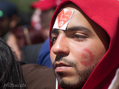 Bardo-31 (Altruisto) Tags: march tunisia sony protest strike tunisie bardo rx10