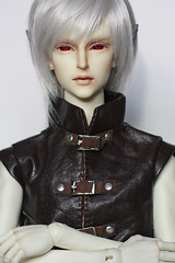 Soom Wolf The Knight (silly_mysterious_woman) Tags: wolf knight bjd the