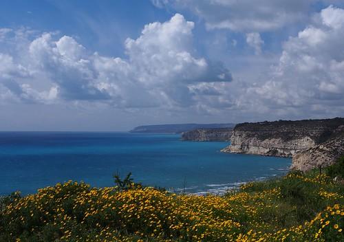 Kourion sea view