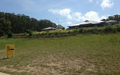 Lot 40 Mimiwali Drive Sawtell Ridge Estate, Bonville NSW
