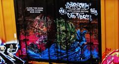 cokes - five (timetomakethepasta) Tags: art train graffiti five boxcar msg freight ch cokes ttx