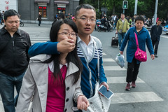 Untitled (LarryH.) Tags: china colour candid streetphotography chengdu