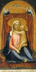 The Madonna of Humility by MASACCIO (lluisribesmateu1969) Tags: masaccio virgin washingtondc nationalgalleryofart