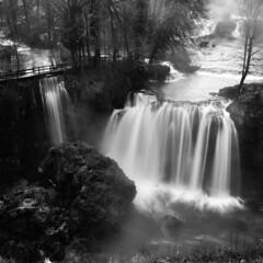 157 (antekatic365) Tags: autumn blackandwhite nature river waterfall nikon croatia hrvatska ante slunj korana rastoke katic slunjcica d3100