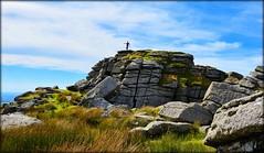Its This Way (Colin Massey) Tags: landscape devon moors tor dartmoor