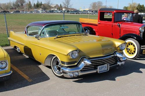 1957 Cadillac Hot Rod Hardtop