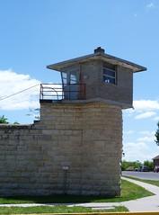Missouri State Penitentiary (eturtlewitness) Tags: missouri state penitentiary prison watch tower watchtower guard wall