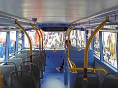 ML BYD1472 - LJ16EZN - TOP DECK 4 - REGENT STREET - SUN 3RD JULY 2016 (Bexleybus) Tags: street bus buses festival by design july 98 led route your dreams regent tfl 2016 metroline byd duild elrctric comfortdelgro k8sr lj16ezn byd1472