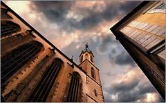 The composition of the cathedral of St. Maurice Kromeriz (piontrhouseselski) Tags: history church hana cz moravia kromeriz