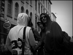 @ Lbeck (D) - 2016/07/08 (Geert Haelterman) Tags: geert haelterman streetphotography straatfotografie photographiederue photoderue fotografadecalle fotografiadistrada strassenfotografie candid streetshot monochrome black white blackandwhite zwart wit duitsland germany lubeck olympus omdem10