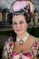 _12A4685 (Dclicks & Dclacks) Tags: 2470mmf28liiusm 5dmarkiii canon costumes festivals france francia frankreich frankrijk journeegrandsiecle vauxlevicomte fte festival festivits portrait