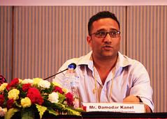Speaker Damodar Kanel by