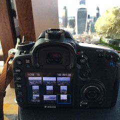 Reviewing The Day's Shots (Numinosity (Gary J Wood)) Tags: camera uk england london borough southwark shangrilahotel theshard tinglounge