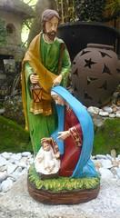 Holy Family by Everything About Santa (Everything About Santa) Tags: joseph mary jesus holyfamily religiousitem fiberresin everythingaboutsanta
