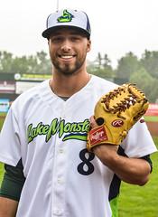 Marc Berube (lakemonsters2015) Tags: marc berube marcberube pitcher vermont lake monsters vermontlakemonsters