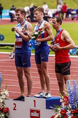 Green medal (stevennokes) Tags: woman field athletics birmingham track meadows running smith mens british hudson sainsburys asher muir hurdles rooney 100m 200m sprinter 400m 800m 5000m 1500m mccolgan twell