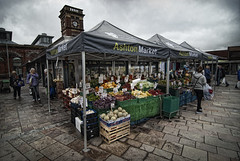 Around the corner (JEFF CARR IMAGES) Tags: northwestengland towncentres wideangle d200