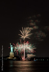 Statue Of Liberty Fireworks July 16 2016-2 (bkrieger02) Tags: nyc newyorkcity longexposure nightphotography brooklyn canon fireworks hudsonriver statueofliberty pyro redhook libertyisland pyrotechnics libertyharbor canonusa 7dmkii louisvalentinopier