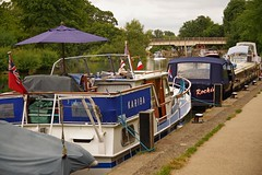 1297-06L (Lozarithm) Tags: goring oxon rivers riverthames boats k1 28105 hdpdfa28105mmf3556eddcwr pentax zoom