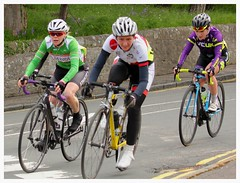Scottish Road Race Championships, 2015. (Paris-Roubaix) Tags: scottish womens road race championships 2015 alloway ayrshire moray firth cycling club edinburgh team deeside thistle bicycle racing