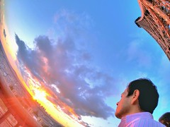 Of the most beautiful sunsets I have ever seen. / De los atardeceres ms hermosos que he visto.   #GoPro #GoProMx #PhotoOfTheDAy #InstaGood #Me #Mxico #PicOfTheDay #InspiredByYou #BeAHero #GoProHero #GoPole #LoveToGoPro #GoProMoff #ab #FotoDelDa #Mochil (abrahammojica1) Tags: fotodelda mxico sunset mochileromx europe lovetogopro me travel torreeiffel goprohero gopromoff gopole france paris inspiredbyyou eiffeltower beahero gopromx gopro ab picoftheday instagood photooftheday