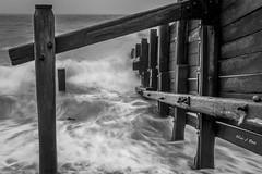 Groyne - Amroth (burneygreen) Tags: groyne amroth beach coasy sea wales pembrokeshire uk