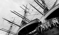 (Cristina Birri) Tags: veliero amerigovespucci nave trieste blackandwhite bw bn biancoenero blackwhite mare sea friuliveneziagiulia sailingship ship vele alberi legno