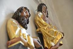 Pfarrkirche Mittelberg (Katholische Kirche Vorarlberg) Tags: christus jesus