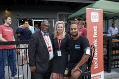 Kick-Off Party  BS0U6958 (TechweekInc) Tags: updown kc techweek event 2016 startup technology tw innovation kansas city tech fest kick off party garmin executive attendees