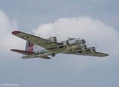 Boeing B-17 Flying Fortress (jbwolffiv) Tags: b17 flyingfortress midatlanticairmuseum wwii warbird