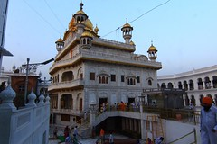 The Abode of God@Amrithsar (Sudhir i in the sky :)) Tags: goldentemple akaltakht