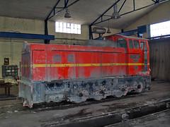 LYd2  01 Faur [24056/1980] (Petr Patoka) Tags: cementowniaodra cementfactory odra opole polsko polska dieselengine faur faur23august