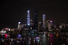 View of Kowloon side ICC tower (Alan Yeh Photography) Tags: october12016 hongkong hongkongnationalday nationalday hknationalday fireworks 1012016 causewaybay victoriaharbour victoriaharbor hkvictoriabarbour victoriaharbourhk 852 kowloon icc