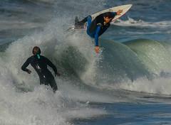 Salty Thrill (cetch1) Tags: beach water austin surf surfer surfing surfboard rodeobeach bigwave waveporn northerncaliforniasurfing austinsimkins