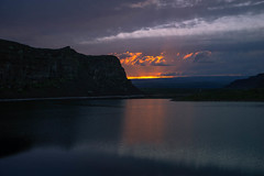 Dusty Blaze (Mark Griffith) Tags: sunset quincy washington hiking hike backpacking gorge easternwashington dustylake ancientlakes overnigher sonya7ii 20150327dsc02625