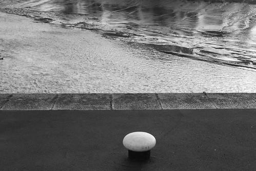 bw white black river bristol mono pier jetty estuary mooring moor avon buoy
