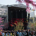 Washington blossoms for Global Citizen 2015 Earth Day