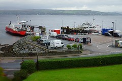 Hunters Quay, Dunoon, Argyll and Bute, Scotland, UK, 9/2012 (SteveT0191) Tags: uk scotland dunoon flickr2 holiday2012
