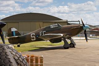 Hawker Hurricane IIc - 1